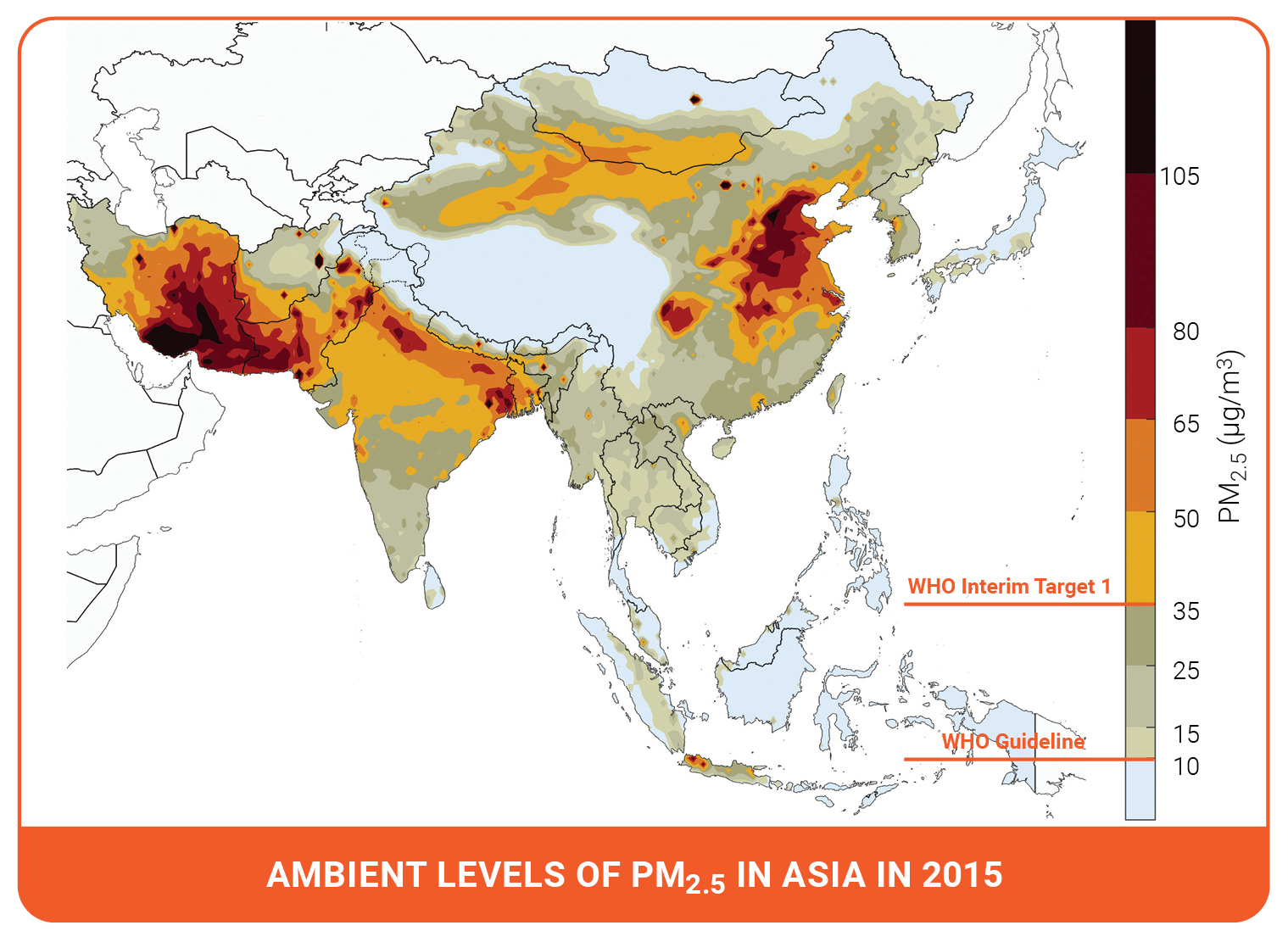 Air pollution measures for Asia and the Pacific | Climate ...