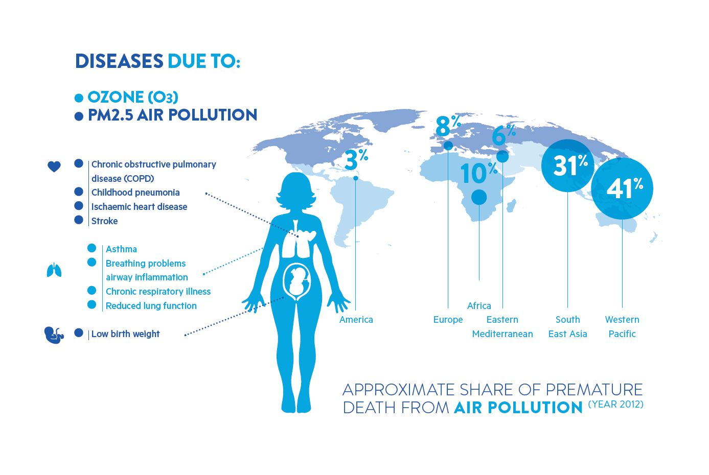 Air Pollution Damages Arterial Function recommendations