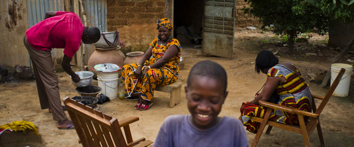 Shining a light on the co-benefits is also incredibly important— clean cookstoves aren't just about improving the environment.