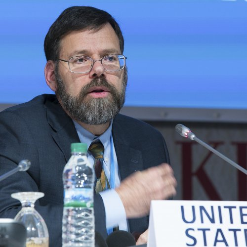 Jonathan Pershing, US Special Envoy for Climate Change