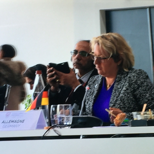 Minister of Environment, Nature Conservation and Nuclear Safety of the Federal Republic of Germany, Svenja Shulze
