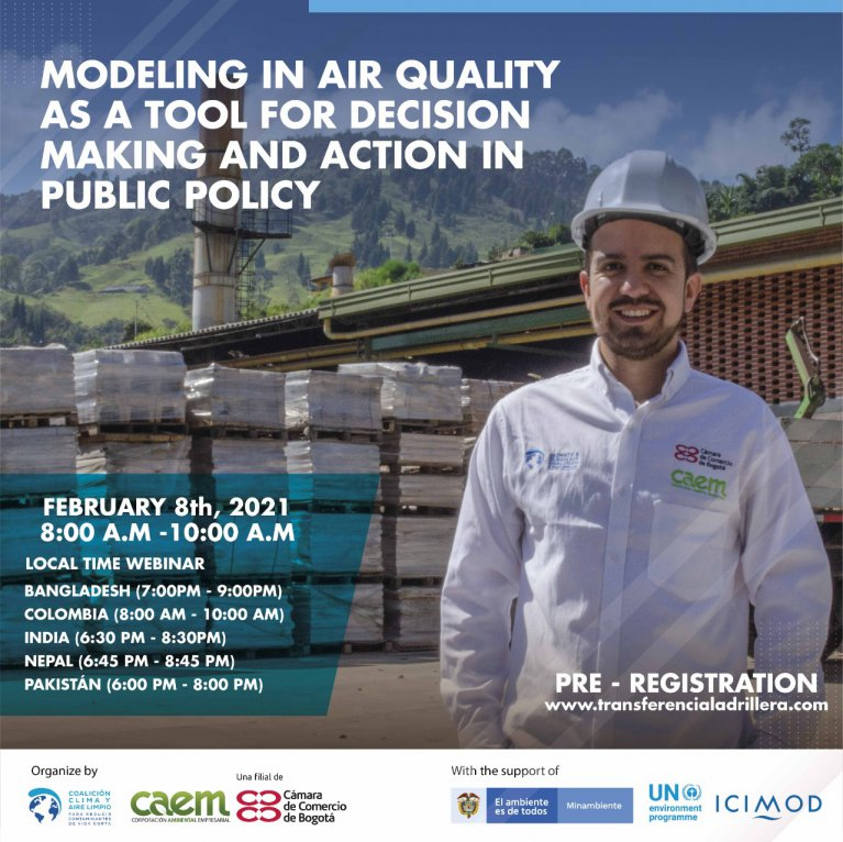 Modeling Air Quality as a Tool for Decision Making  and Action in Public Policy