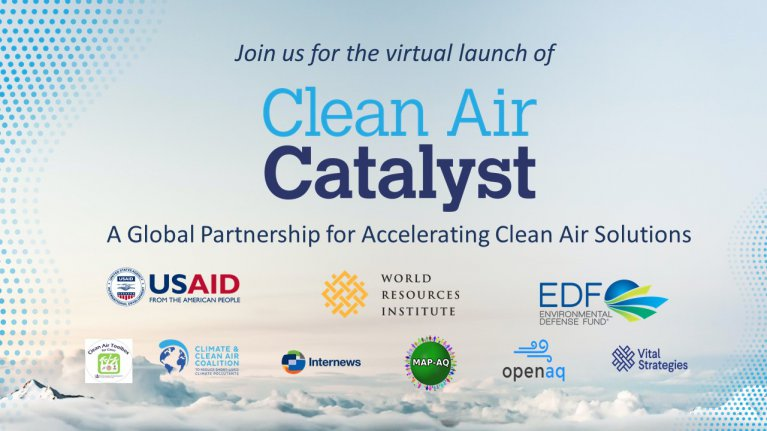 Clean Air Catalyst - Save the date