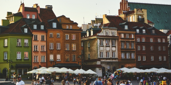 Warsaw, Poland - host to the Heating+Cooking and Coal Heatstoves Summit