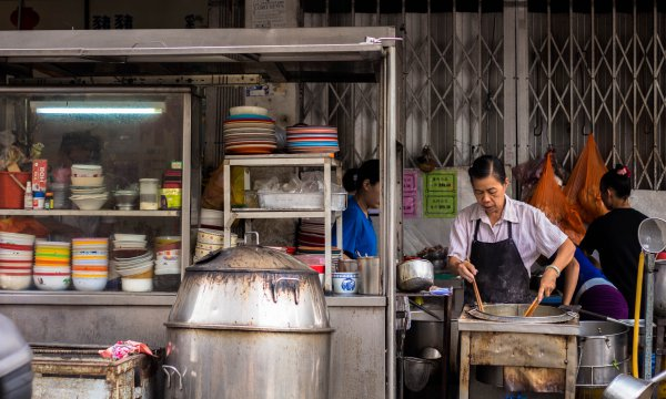 Clean cooking in Asia
