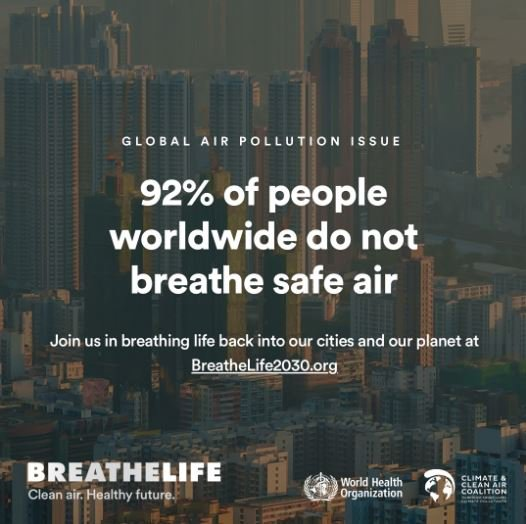BreatheLife infographic