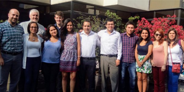 Peru workshop on short-lived climate pollutants