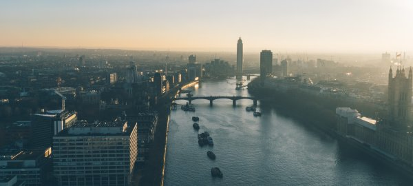 London and Paris on air pollution