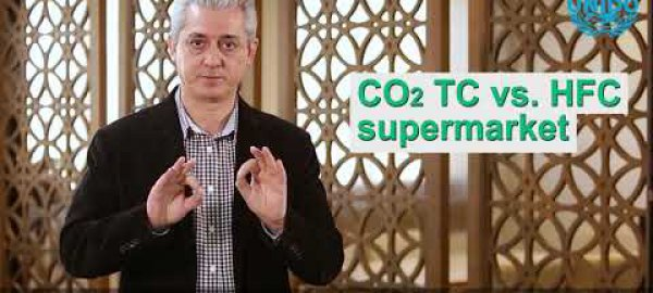 The Middle East's first CO2 supermarket reveals energy reduction of 30%