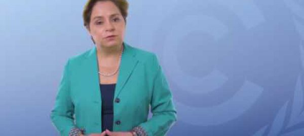 UNFCCC Executive Secretary message to CCAC Working Group 20.09.2016
