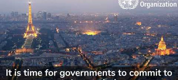 UNSG 2019 Climate Summit: Call to governments to invest in climate action and public health