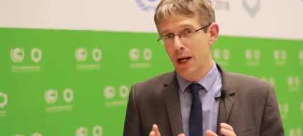 WHO Launches a Report on Health and Climate Change #COP24
