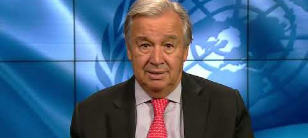 UN Secretary-General António Guterres on the first International Day of Clean Air for blue skies