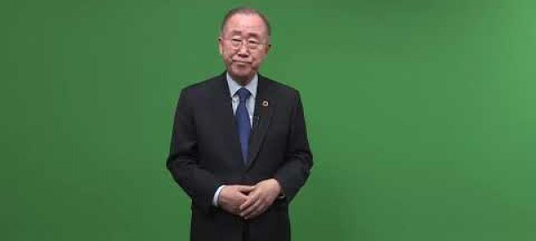 Ban Ki-moon highlights impact of Air Convention for action to beat air pollution