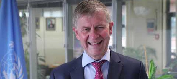 Erik Solheim on Air Pollution in Asia and the Pacific: Science-based Solutions