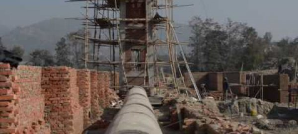 Nepal Brick Kilns:  Building Back Better