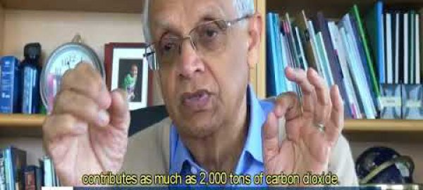 Ramanathan Shares $1.33 Million Tang Prize with Fellow Climate Science Pioneer