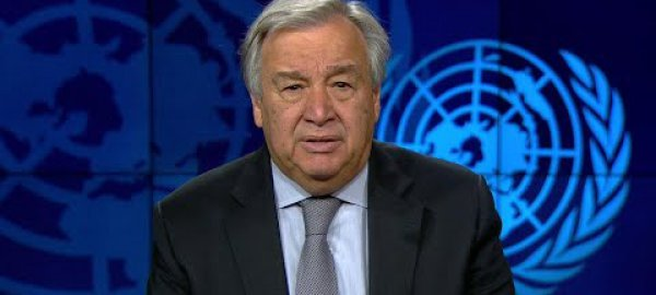 World Environment Day 2019 - UN Chief's message