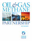 Oil and Gas Methane Partnership (OGMP): First-Year Report