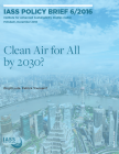 Clean Air for all by 2030