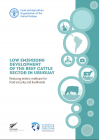 Low emissions development of the beef cattle sector in Uruguay