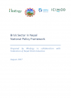 Brick Sector in Nepal National Policy Framework