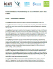 Global Industry Partnership on Soot-Free Clean Bus Fleets: Public Commitment Statement