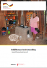 Solid biomass fuels for cooking - beyond firewood and charcoal