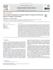 From cookstove acquisition to cooking transition: Framing the behavioural aspects of cookstove interventions