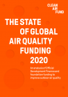 The state of global air quality funding in 2020