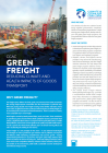 Factsheet: Green Freight (CCAC Diesel Initiative)