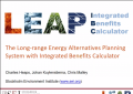 LEAP-IBC: An integrated climate and air quality planning tool