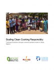 Scaling Clean Cooking Responsibly: Tackling air pollution through a woman-centered model in Abuja, Nigeria