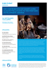 The Contribution of Short-Lived Climate Pollutants to the Post-2015 Sustainable Development Agenda