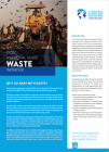CCAC Waste Initiative Fact Sheet