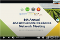 6th Annual ASEAN CRN meeting