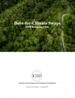 Background note on debt-for-climate swaps