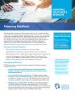 Financing readiness