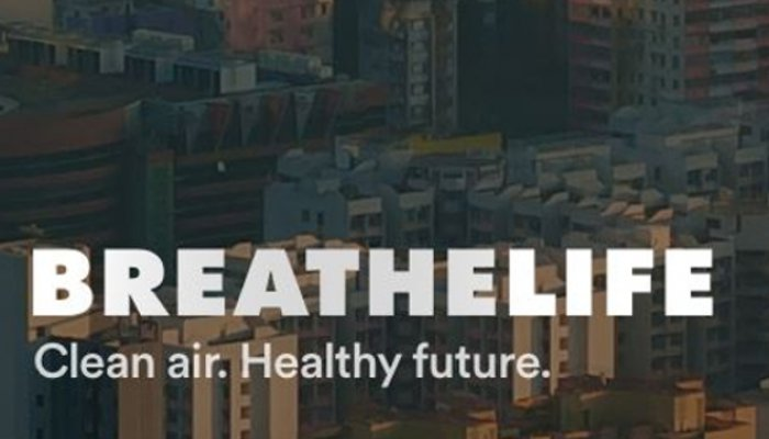 BreatheLife campaign