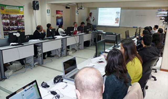 SNAP-IBC Training Course in Peru