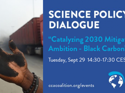 Science Policy Dialogue on Black Carbon mitigation