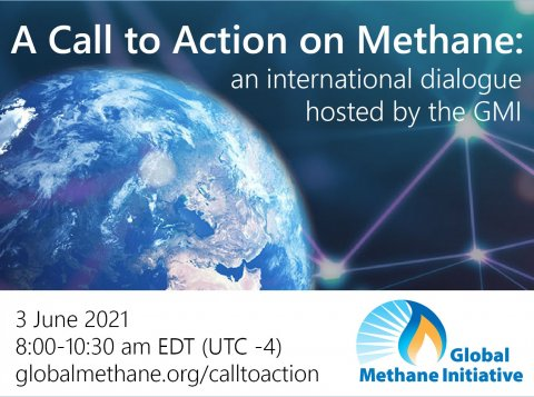 Event: a call to action on methane