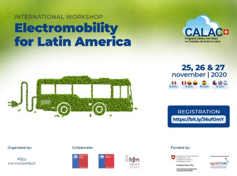 Invitation International Workshop Electomobility for Latin America