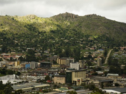 Mbabane, Eswatini. Photo by simba manyeruke from Pixabay