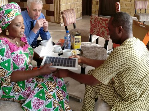 End-user finance for clean energy in Adamawa state, Nigeria