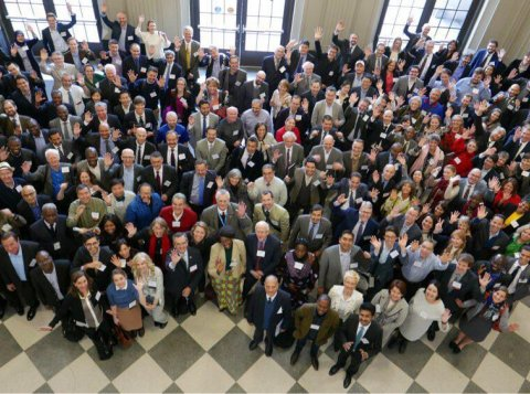 22nd Working Group attendees