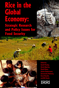 Rice in the Global Economy: Strategic Research for Policy Issues and Food Security
