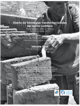 Jalisco Mexico Policy Dialogue Report