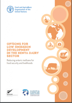 Options for Low Emission Development in the Kenya Dairy Sector