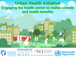 Urban Health Initiative